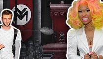 Nicki Minaj -- How Can You Nazi? My New Boyfriend is Jewish!!