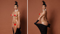 Kim Kardashian Fully Nude -- Meet My Vagina ... Again