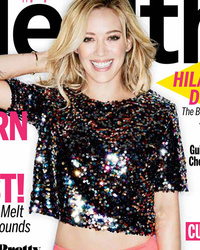 Hilary Duff On Weighing 98 Pounds: ''I Was Obsessed With Everything I Put in My Mouth''