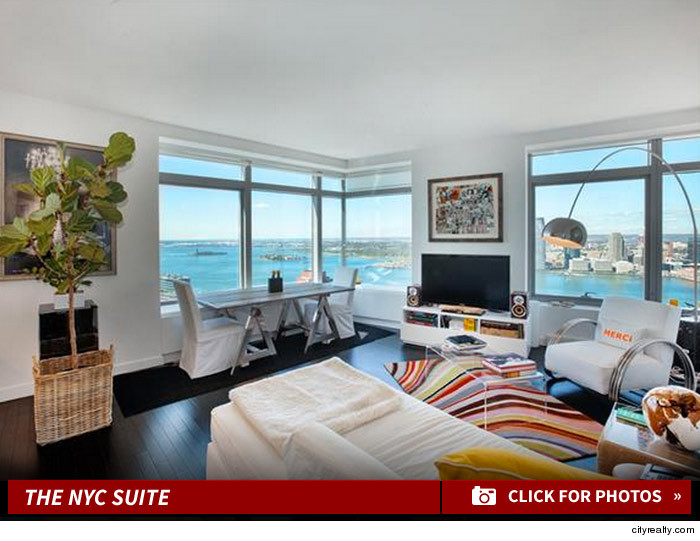 Lindsay Lohan New Apartment