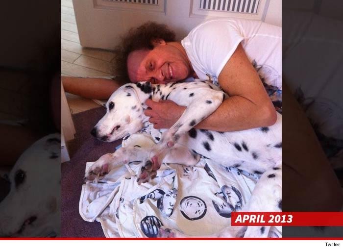 Richard Simmons Dog Died