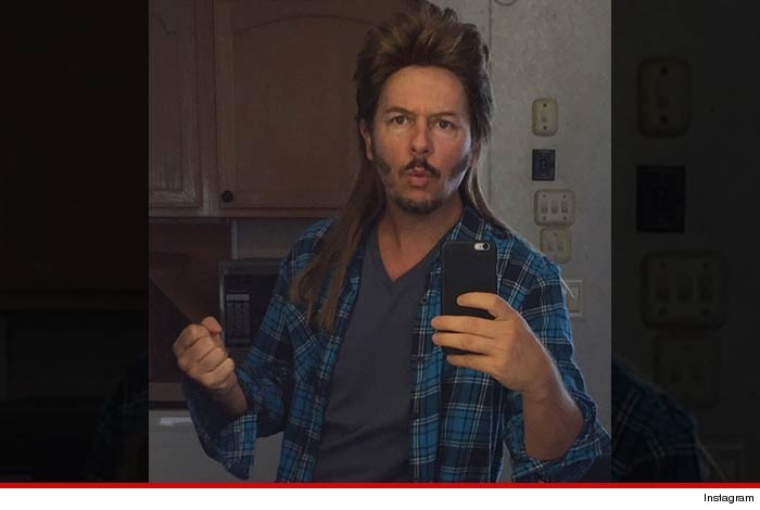 David Spade Joe Dirt 2 Sequel