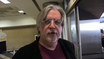 'The Simpsons' Creator Matt Groening -- Smithers Was Black By Mistake ... Doh!