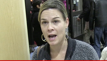 'Iron Chef' Cat Cora -- Blasts Managers ... I Cut You, Now Fork Over My Dough