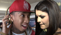 Tyga -- Boycotts Club for Banning His Underage GF Kylie Jenner