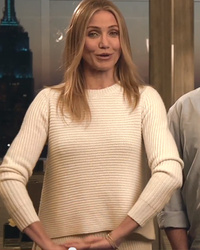 "Cameron Diaz Reveals Romantic Relationship with Bobby Moynihan In ""SNL"" Promo"