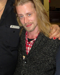 Macaulay Culkin Resurfaces With Extra Long Hair After Death Hoax