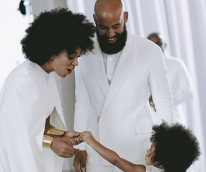 Beyonce Shares Pic of Blue Ivy from Sister Solange Knowles' Wedding