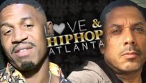 'Love & Hip Hop Atlanta' -- Benzino Fired After Alleged Death Threats