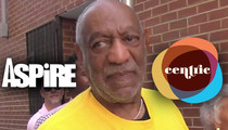 Bill Cosby -- TWO Networks Vow ... We're Not Cancelling Reruns