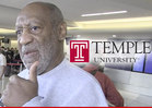 Bill Cosby -- Not Banned ... From Temple University Athletics