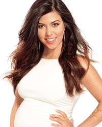 Kourtney Kardashian Reveals Due Date, Flaunts Baby Bump in Fit Pregnancy