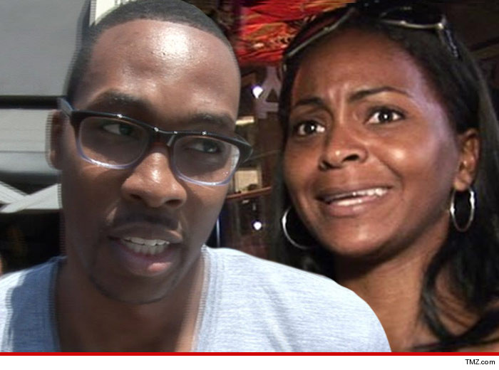 Dwight Howard Baby Mama Child Abuse