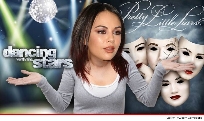 Dancing With The Stars Janel Parrish