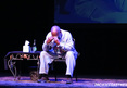 Bill Cosby -- Cries On Stage ... But More Abo