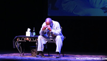 Bill Cosby -- Cries On Stage ... But More About Jello than Women