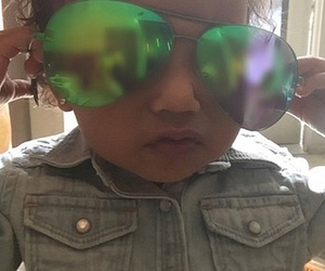 Khloe Kardashian Shares Adorable Photo of North West