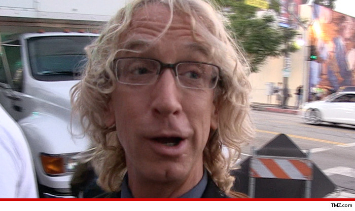Andy Dick Arrest