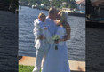 Michael Lohan Marries Baby Mama -- Lindsay Left in the Dark