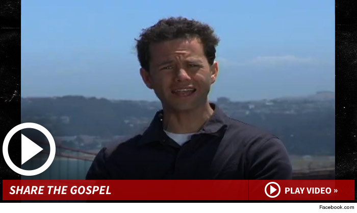 Kirk Cameron — 'God Hates F*gs' Video Is Smear Campaign … I Love Everyone