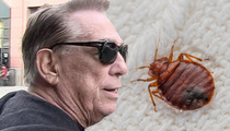 Donald Sterling -- SUED OVER BEDBUGS ... (Also Accused of More Racism)
