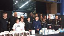 Michael Jordan -- Scoring Thanksgiving FEASTS For 1,000 Families