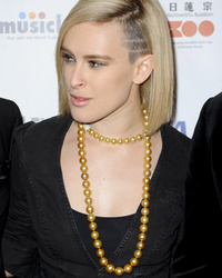 Rumer Willis Debuts Shaved Side 'Do After Sister Tallulah Buzzes Her Head!