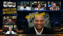 Aeneas Williams -- GOOD PEOPLE ARE UNITING IN FERGUSON ... To Rebuild the City