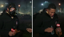 Don Lemon -- 'Obviously' Ferguson Protesters Smell Like Weed
