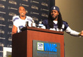 Richard Sherman -- Taunts NFL For Fining Marshawn Lynch