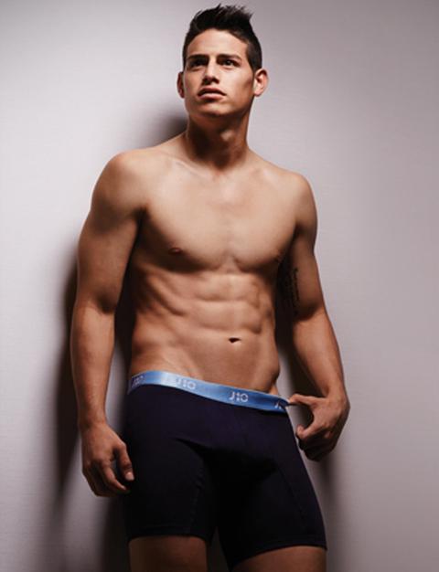 James Rodriguez S Sexy Underwear Photos Photo 10 Tmz Com