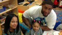 Devon Still's Ex -- Child Support War Is Over ... 'We're Working Together'