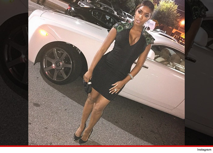 Porsha Williams Selling Car
