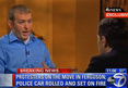 Darren Wilson -- Michael Brown Says I Was 'Too Much of a Pussy to Shoot'