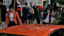 Chris Brown and Karrueche -- We Went on Saturday Nite ... So We're Together