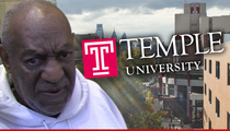 Bill Cosby -- I'm Stepping Down from Temple