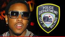 Jeremih -- Arrest Imminent Over Beer-Throwing Incident at Fuddruckers