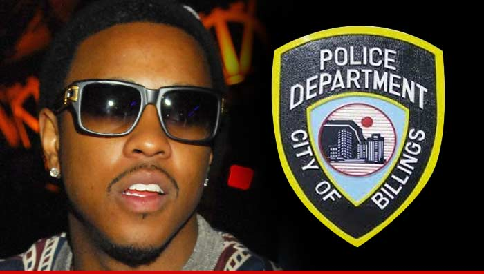 Jeremih Arrest Warrant