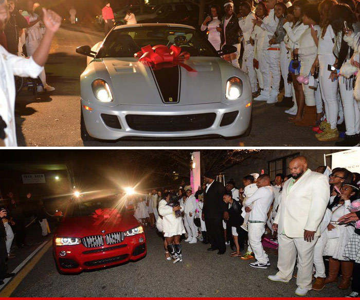 Lil Wayne S Daughter My Mom Bought The Ferrari Not