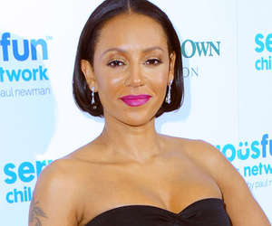 Mel B Gets Very Open A