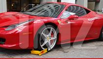 The Dream -- My Ferrari Got THE BOOT!!!
