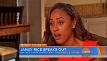 Janay Rice -- Elevator Incident Was God's Plan