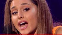 Ariana Grande -- Obsessed Fan in Santa Suit Placed on Psych Hold
