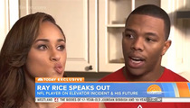 Ray Rice -- News Conference was Horrendous Mistake ... Blames Ravens