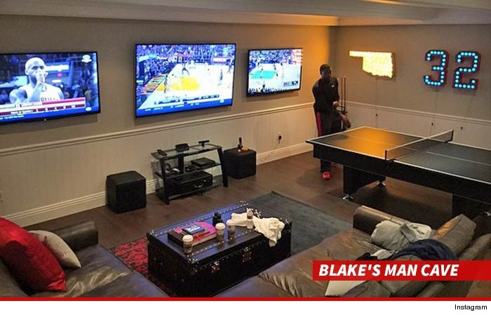 Man Cave Hollywood : Blake griffin mancave questions answered video