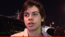'The Fosters' Star Jake T. Austin -- Beats Hit and Run Rap