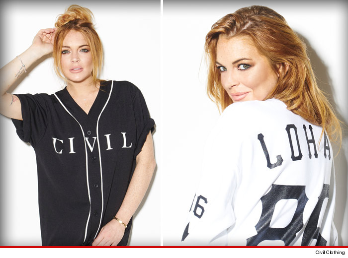 Lindsay Lohan Mens Clothing Line
