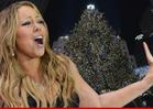 Mariah Carey -- Divorce Talk Derails NBC Tree Lighting Performance