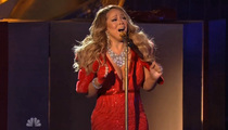 Mariah Carey -- She Did It Live ... Finally!