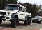 Dan Bilzerian -- Giant Douchemobile Attracts Chicks ... But Also Cops